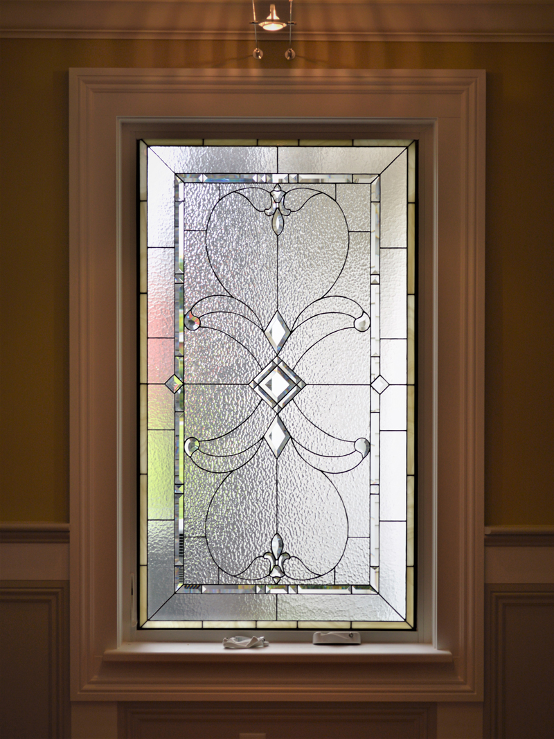 Foyer Window Quotes : Decorative glass solutions custom stained