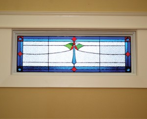 Traditional Color Sutherland Transom