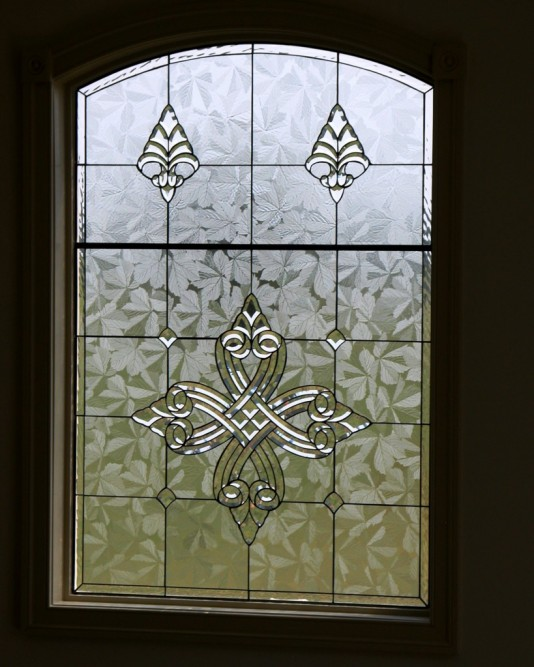 Decorative glass solutions custom stained glass custom for Decorative stained glass windows