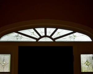 Traditional Arch Transom