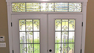 Decorative Glass Window Inserts