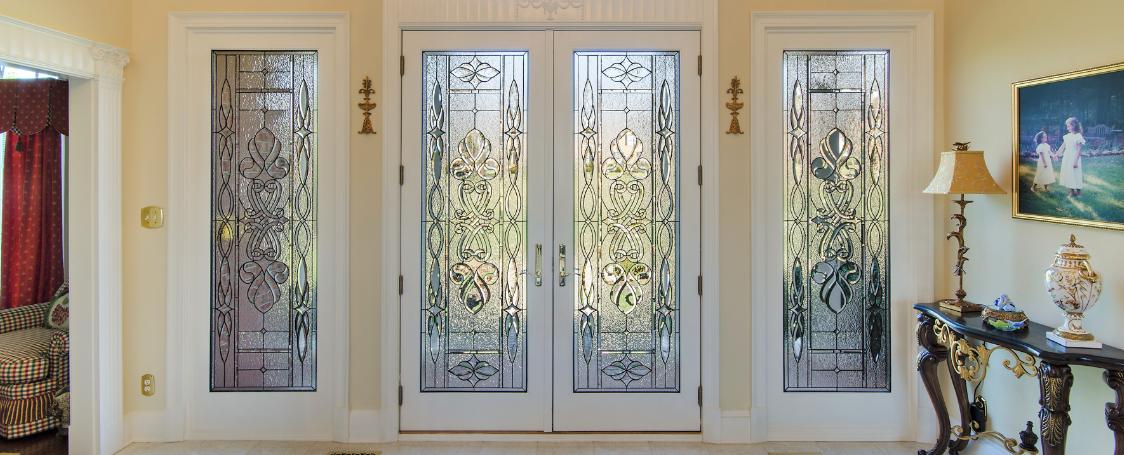 Custom Glass Doors