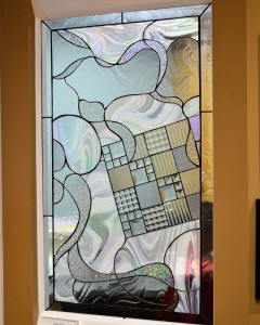 "Contemporary-Divider- 26"" x 43"" Retail Price $1825, Sale Price $875"