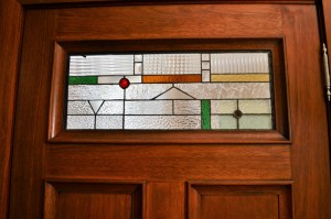 "Craftsman-Door-Panel- 8"" x 24"". Retail: $350, Sale: $225"