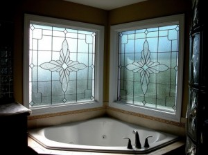 Versailles Founder Leaded Glass Windows