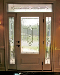 Craftsman Hunton Entry