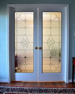 Traditional Harris French Doors