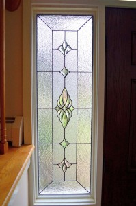 Traditional Hallsted Sidelight