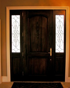 Traditional Mortenson Sidelights