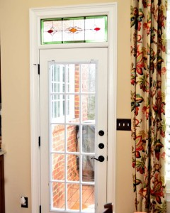 Traditional Color Transom Odom