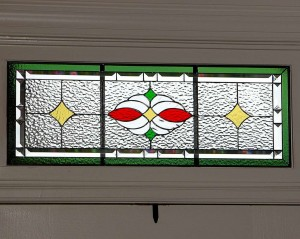 Traditional Jaecklein Color Transom