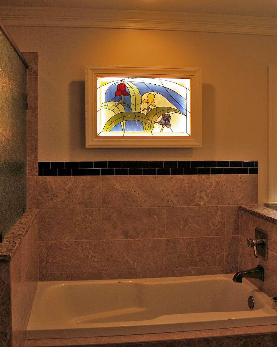 Open Kitchen Falls Church: Custom Stained Glass & Custom