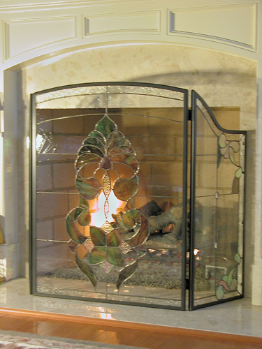 Very best Decorative Glass Solutions - Custom Stained Glass & Custom Leaded  CX61