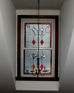 Traditional Corbett Double-Hung