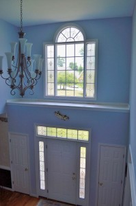 Traditional Poole Grand Entryway