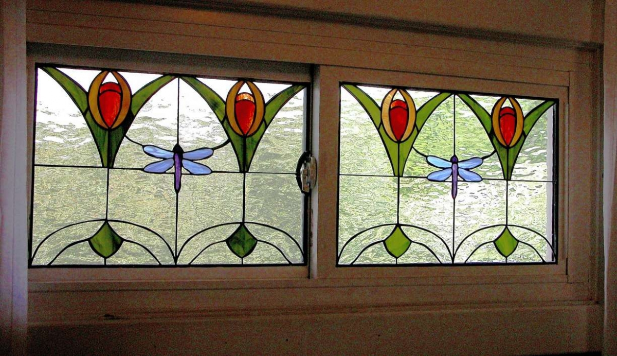 dbc14718f6d3 Decorative Glass Solutions - Custom Stained Glass   Custom Leaded ...